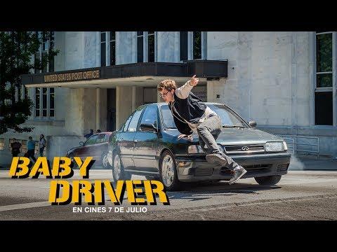 BABY DRIVER. Ritmo a toda velocidad. En cines 7 de julio.