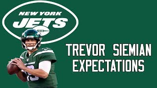 New York Jets Trevor Siemian Expectations And Scouting Report