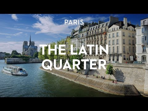 Destination/Market Guide: The Latin Quarter, Paris
