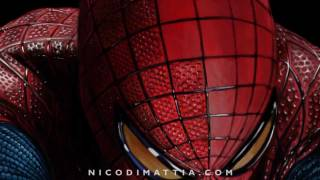 THE    AMAZING  SPIDER-MAN – Speedpainting by Nico Di Mattia