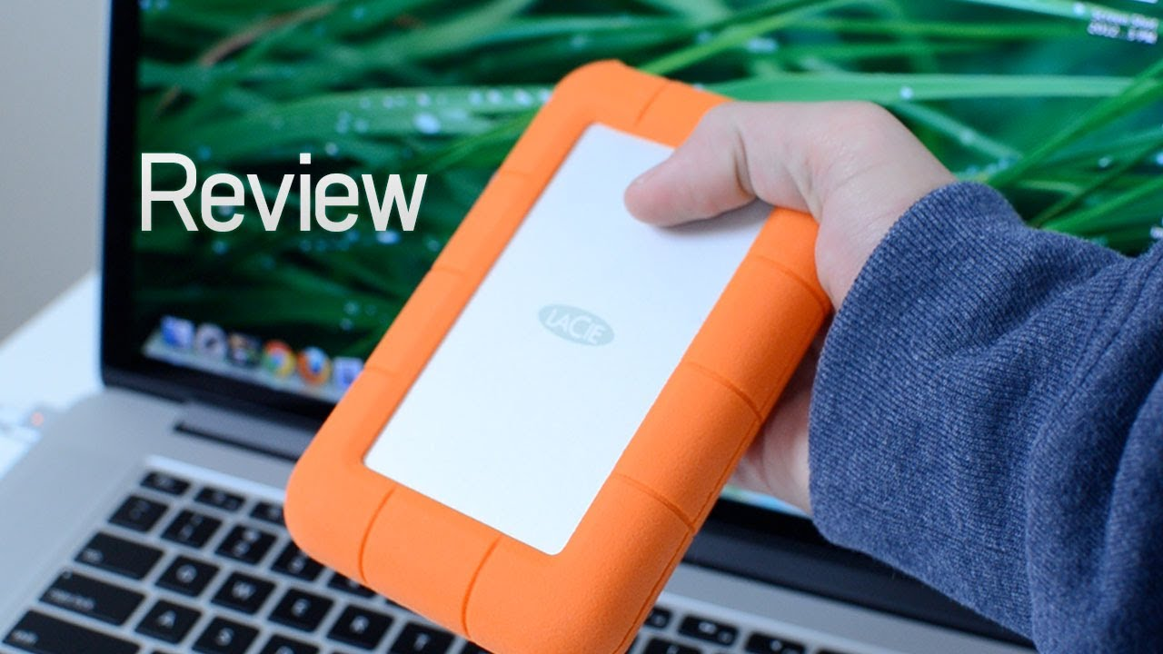 Review Lacie Rugged Usb 3 0 Thunderbolt Series Youtube