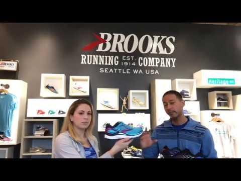 Brooks Live: Transcend 4 and Adrenaline GTS 17 Q&A
