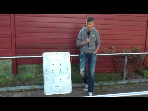 Die Traumelf von Tim Sundermann (SC Victoria Hamburg, U15 C-Jugend) | ELBKICK.TV