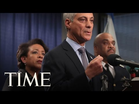 Justice Department Releases Scathing Report On Chicago Police Department Abuses   TIME