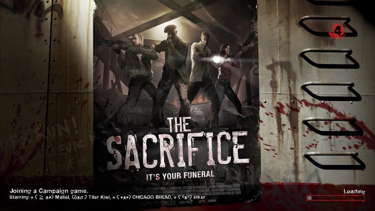L4d the sacrifice movie - Les vacances de lamour dernier
