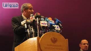 بالفيديو : وزير التموين يستعرض خطة أسعار شهر رمضان 2018 ...