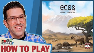 Ecos: First Continent - How To Play