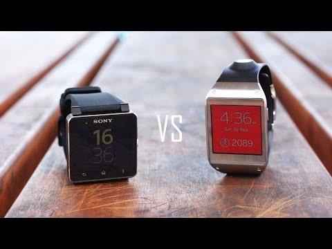 Samsung Galaxy Gear vs Sony Smartwatch 2 - Detailed Comparison