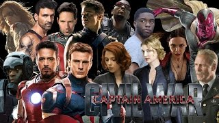 AMC Movie Talk – Story Details And ANT-MAN Joins CAPTAIN AMERICA: CIVIL WAR
