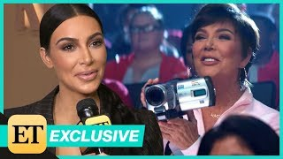 Kim Kardashian Says Mom Kris Jenner Is Loving All the 'Thank U, Next' Love! (Exclusive)