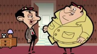 Mr Bean Zeichentrick  Folge 17 Zauberei /  Der Besucher