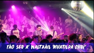 Chainsmokers & Coldplay - Something Just Like This ft. Waltzing Matilda –as Gaeilge