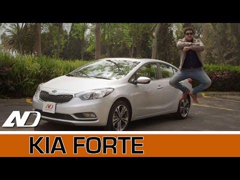 KIA Forte (Cerato) - Técnicamente, una ganga