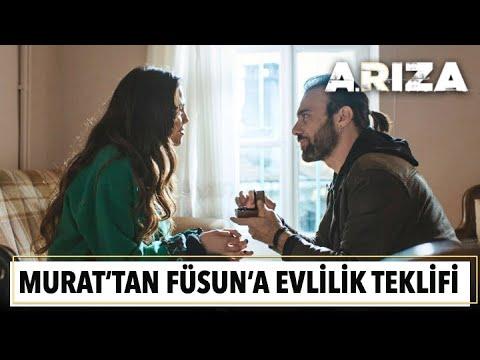 Murat'tan Füsun'a evlilik teklifi! | Arıza 12. Bölüm