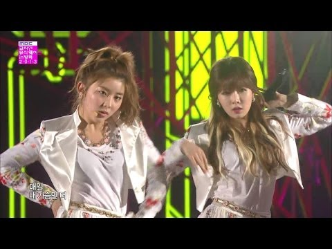 【TVPP】4MINUTE - Volume Up, 포미닛 - 볼륨 업 @ Korean Music Wave in Bangkok Live