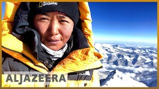 Deaths spike on Mt. Everest