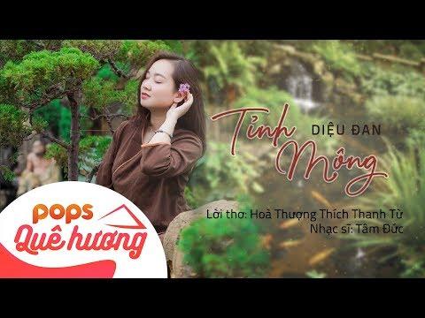 Tỉnh Mộng (Lời thơ: Hoà Thượng Thích Thanh Từ - Nhạc sĩ: Tâm Đức) | Diệu Đan