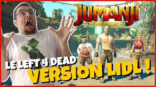 vidéo test Jumanji The Video Game par Bibi300