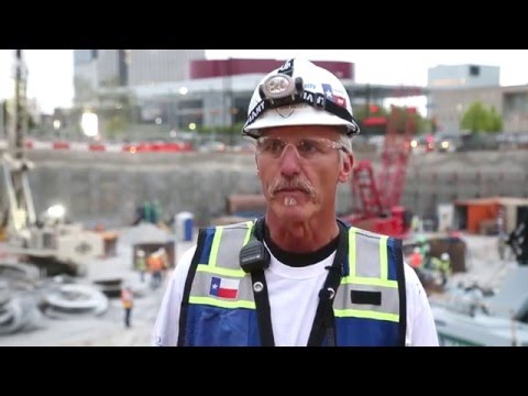 Maintaining Zero Harm on an Accelerated Top-Down Construction Site