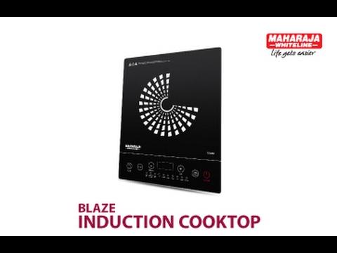 Maharaja Whiteline Blaze Induction Cooktop