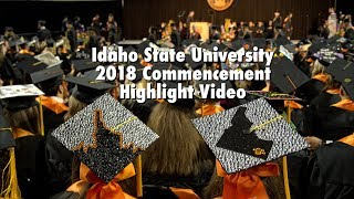 2018 Commencement Highlights - Idaho State University