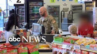 Veteran Can't Pay Or Afford Food In San Antonio, Texas | What Would You Do? | WWYD