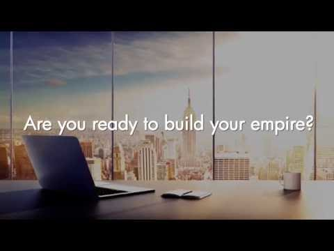 how to build an empire book