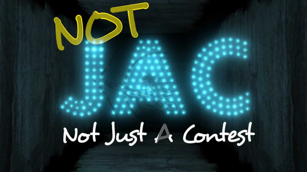 Not JAC_Not just a Contest - YouTube