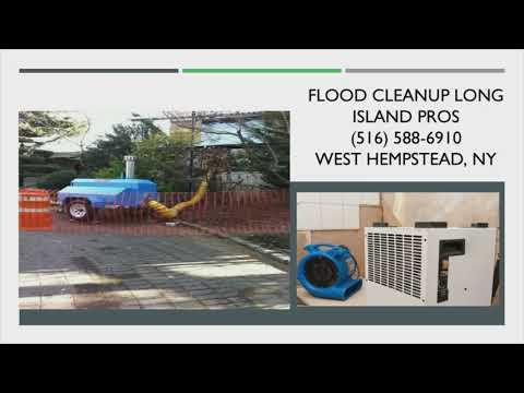Flood cleanup long island