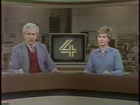 wcmh tv4 columbus ohio doug adair and mona scott 1984 youtube. Black Bedroom Furniture Sets. Home Design Ideas
