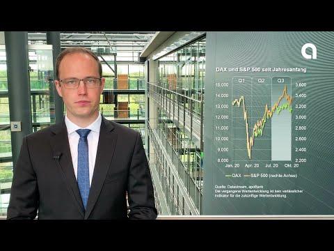Wirtschaft und Finanzmärkte im dritten Quartal 2020