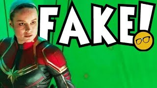 Captain Marvel's Fake Hair in Endgame is Everything Wrong with the MCU