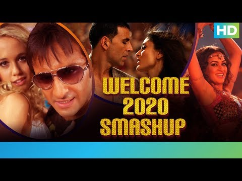 Welcome 2020 | Smashup #DJDalal, #DJDharak & #DJShreya | Eros Now