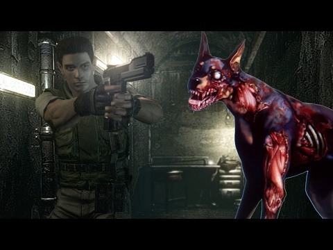 Revisiting Resident Evil Remake: Marty vs That Dog - IGN Plays Live