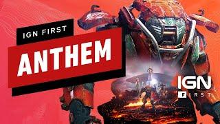 Anthem: 10 Minutes of Hidden Depths Gameplay - IGN First