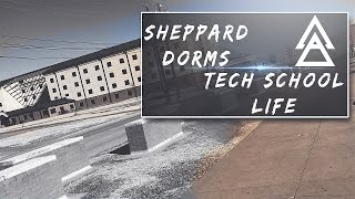 Sheppard AFB Dorms (Tech School)