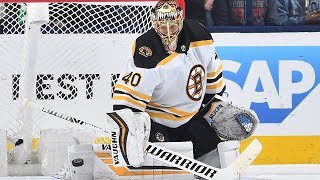 Tuukka Rask powers Bruins to victory with 39-save shutout in Game 6
