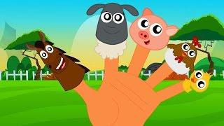 Top Bài Hát Tiếng Anh Hay Nhất Cho Trẻ Em   Finger Family  Học Tiếng Anh Qua Bài Hát
