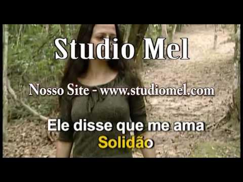 Baixar MPB Karaoke - Solidão - Sandra de Sá - Curso de Canto