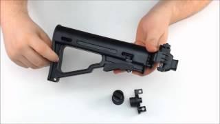 Tippmann TPN T98 A5 Collapsible Folding Stock Kit