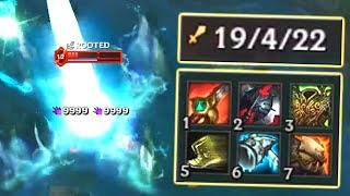 FULL HP PYKE BUILD IS LITERALLY BUSTED.. THERE'S A HUGE BUG WITH HIS BONUS HEALTH?
