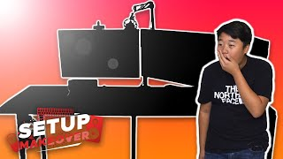 He Was Not Expecting This! - Setup Makeover Season 4