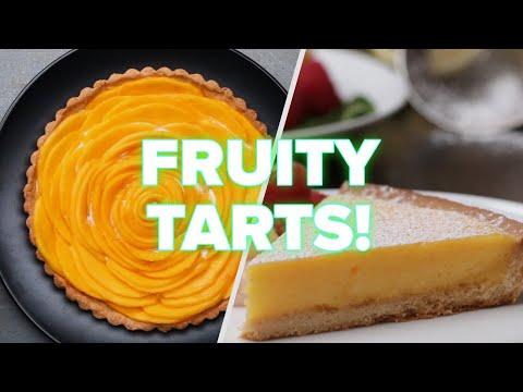 Fruity Tarts You Need Now ? Tasty Recipes