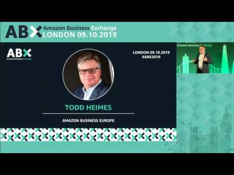amazon.co.uk & Amazon Discount Codes video: ABX - Session 1 - Opeaning Keynote