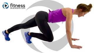 Ultimate HIIT Workout for People Who Get Bored Easily - Fat Burning HIIT Cardio Workout