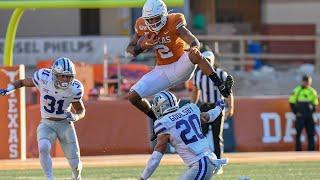Kansas State vs Texas Football Highlights