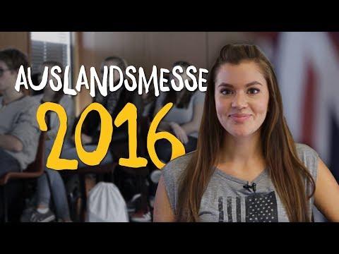 AIFS Hausmesse für Auslandsaufenthalte 2016