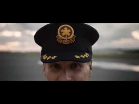 Air Canada: Fly the Flag