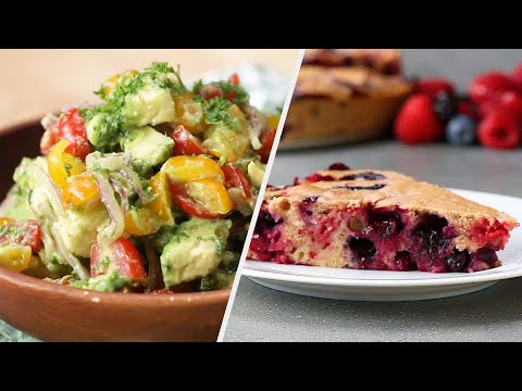 5-Course Summer Meal! ? Tasty Recipes
