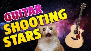 Shooting Stars Meme Song on Guitar (Fingerstyle Cover with Tabs)
